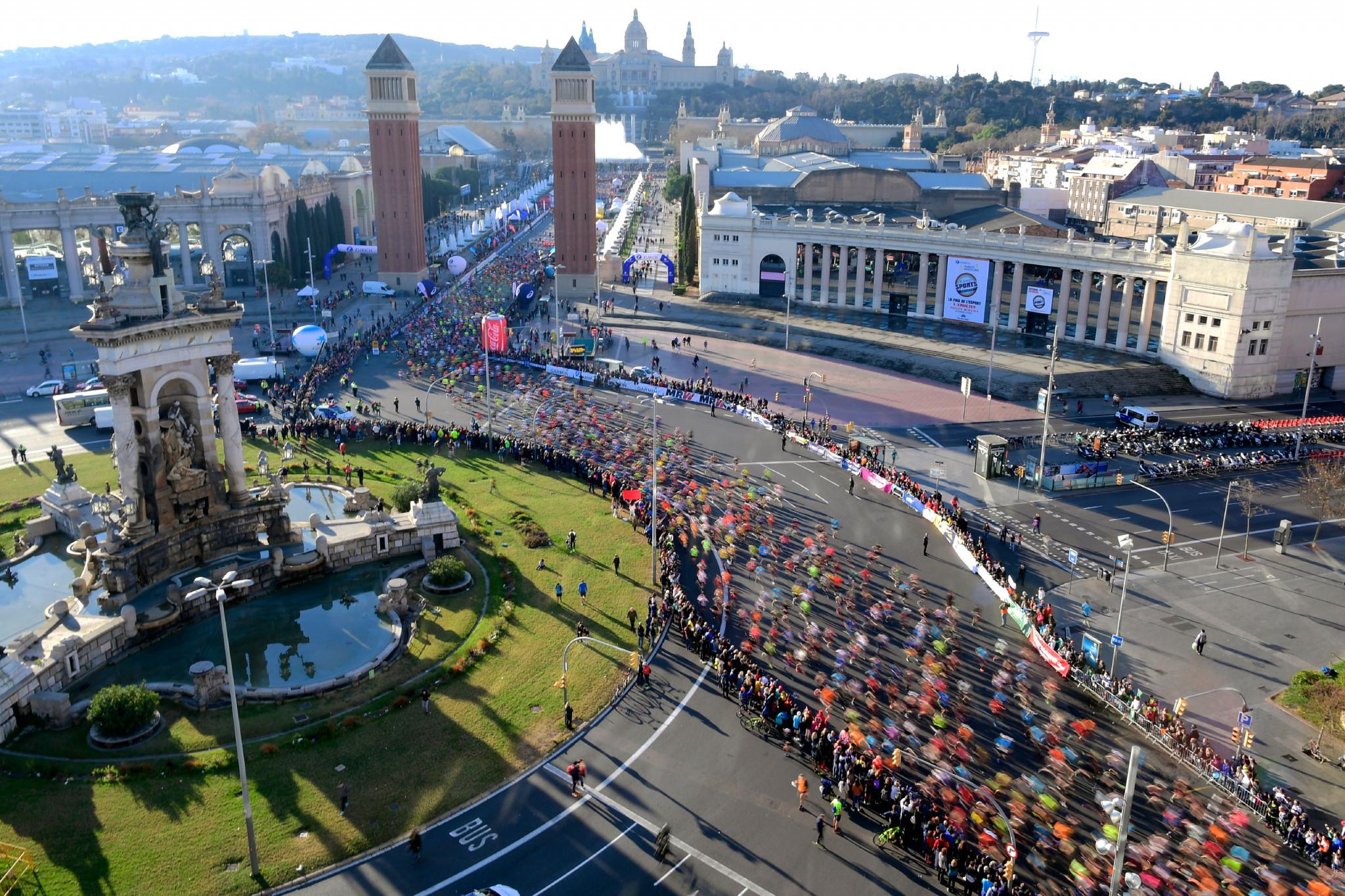 Barcelona Marathon postponed until October amid coronavirus outbreak