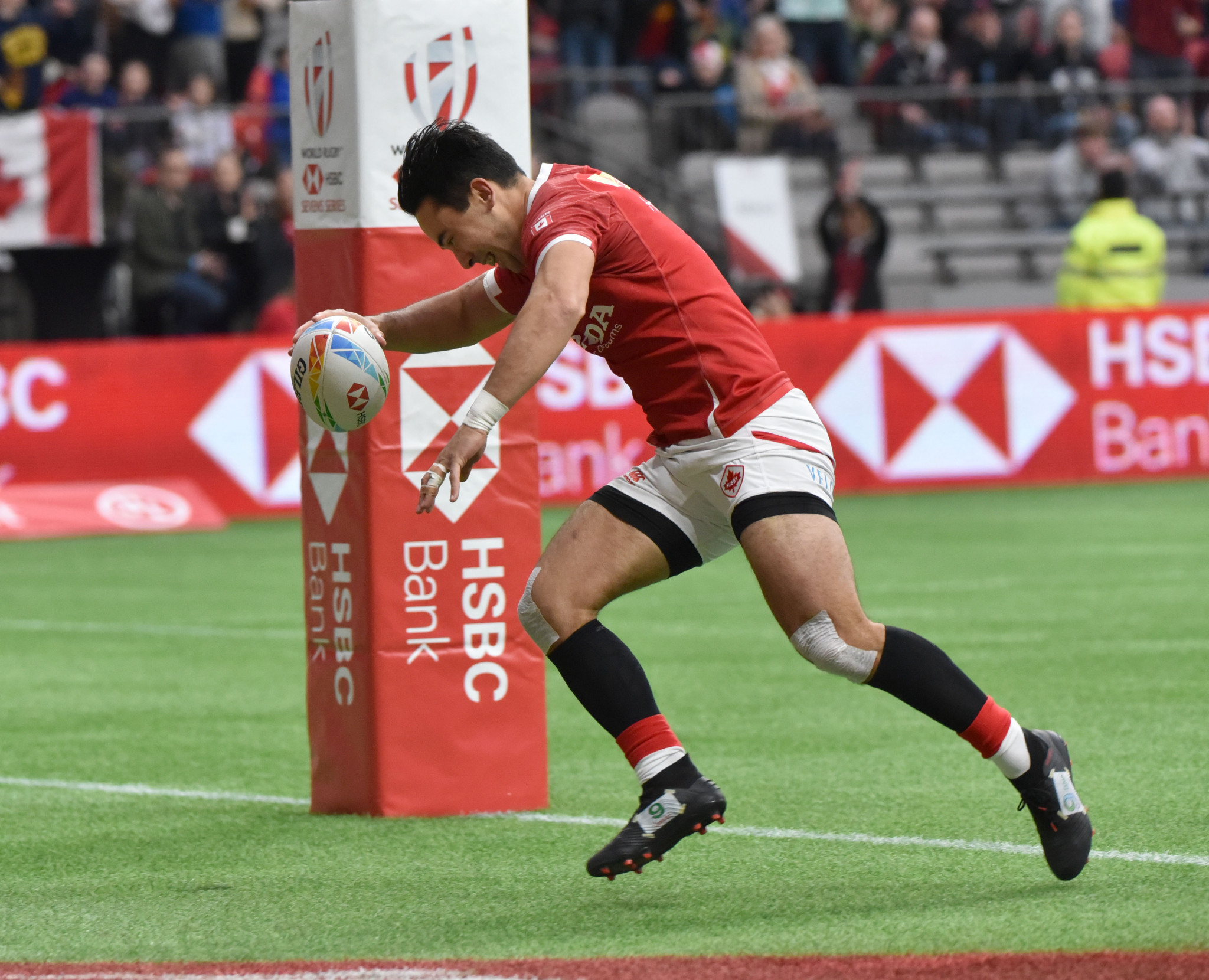 Canada impress at home World Rugby Sevens Series