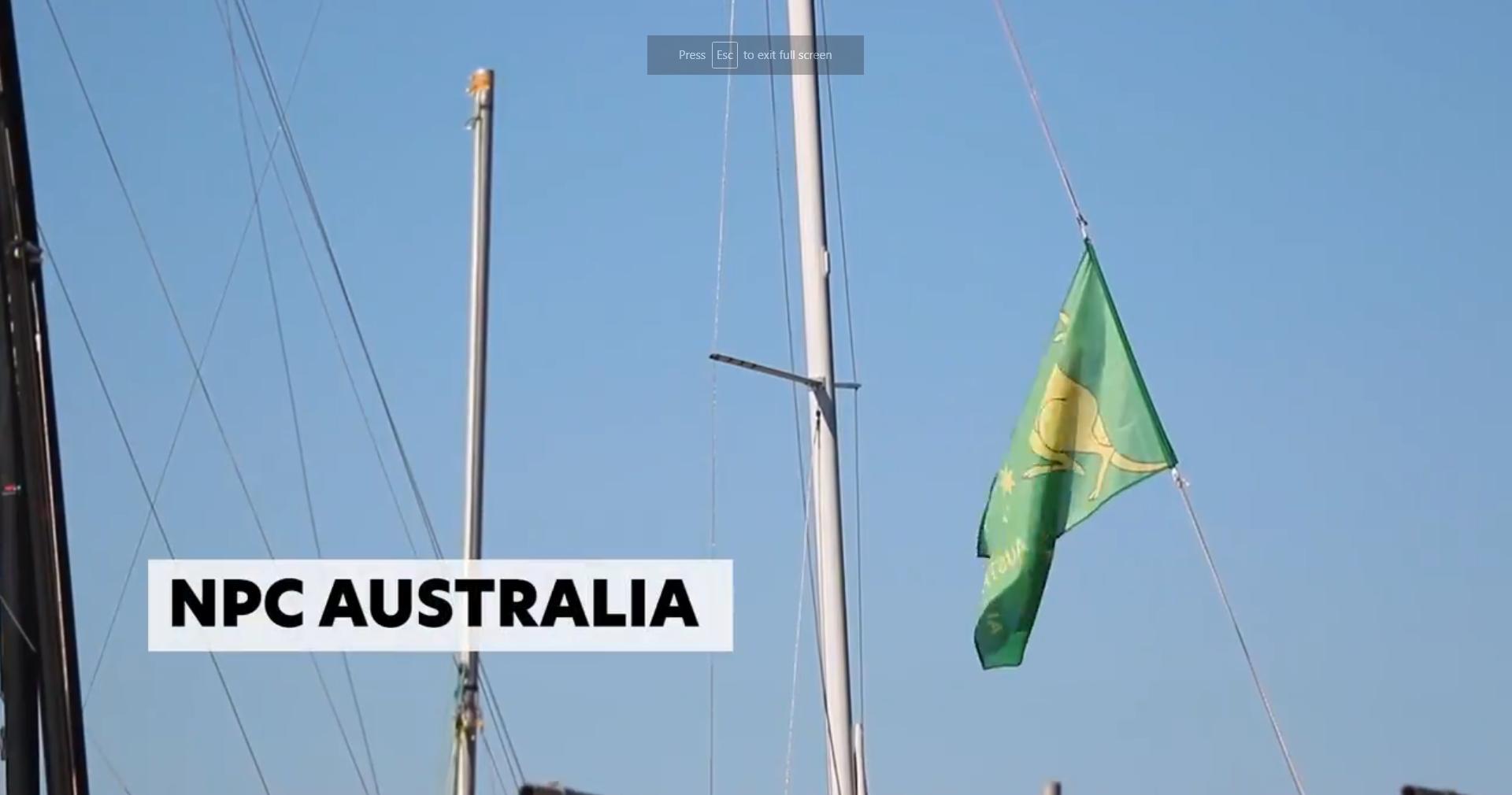 Paralympics Australia was among the three award winners ©Paralympics Australia
