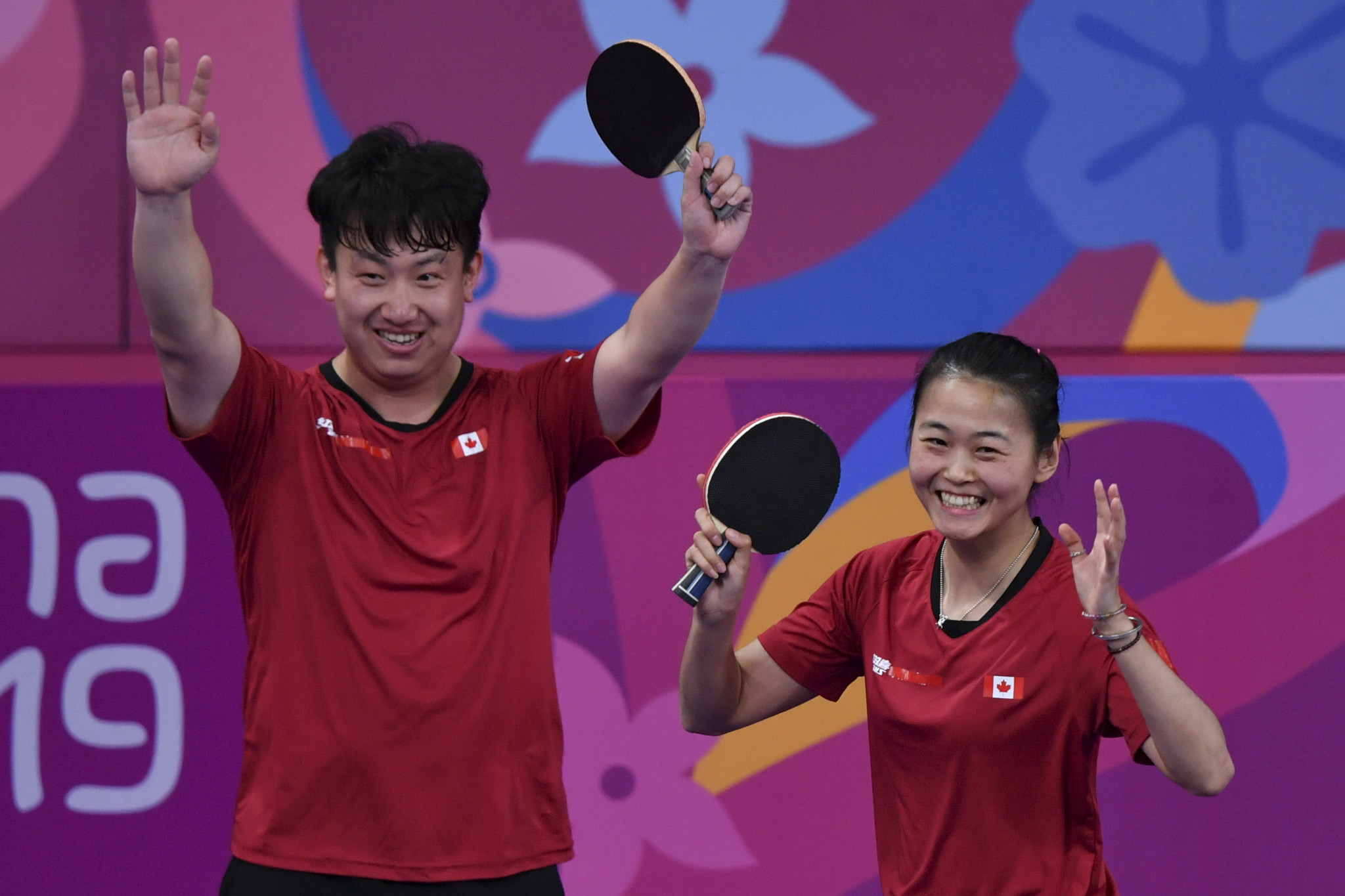 Zhang and Wang qualify for Tokyo 2020 at ITTF North American Olympic qualifiers