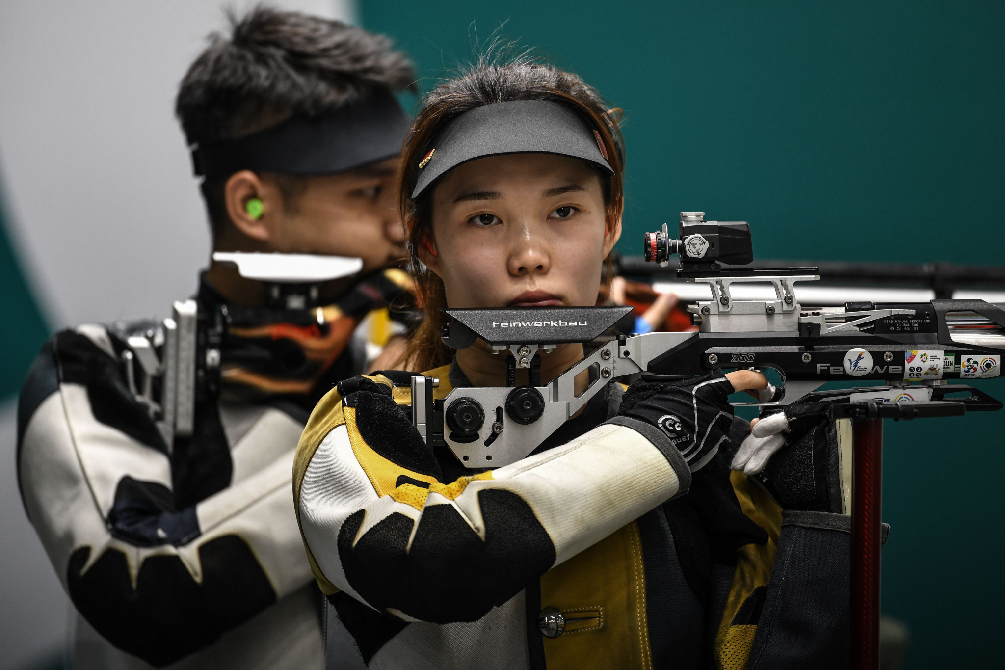 Chinese shooting team hold online competition to prepare for Tokyo 2020