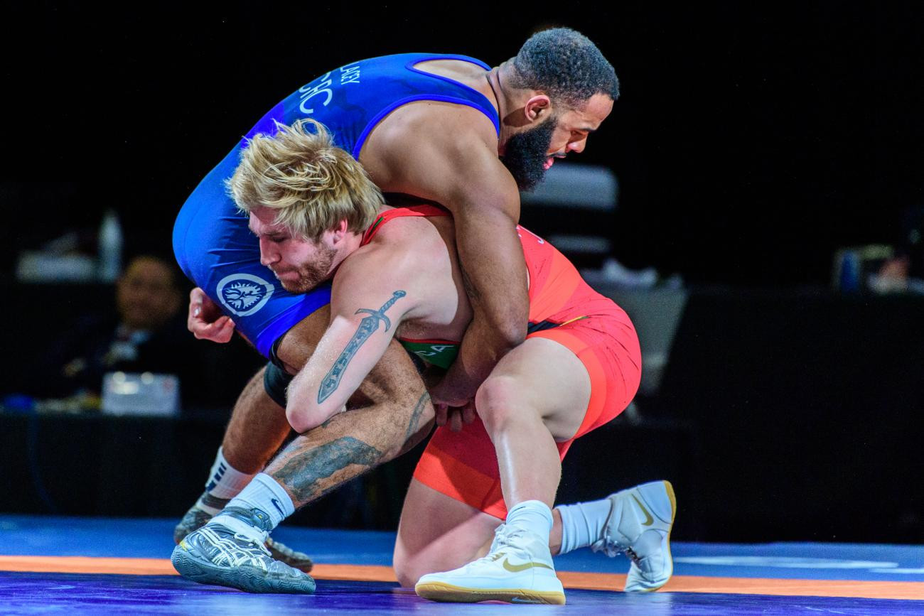 Arthur wins first Pan American Wrestling Championships title for Jamaica