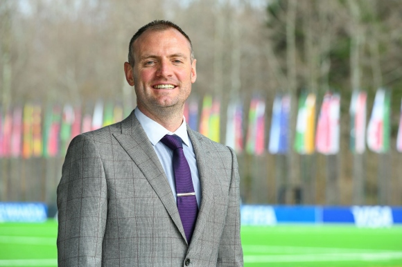 Andrew Massey has been appointed as the new director of FIFA's medical department ©FIFA