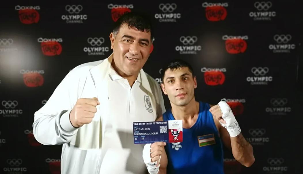 Reigning Olympic champion Shakhobidin Zoirov booked his place at Tokyo 2020 ©IOC