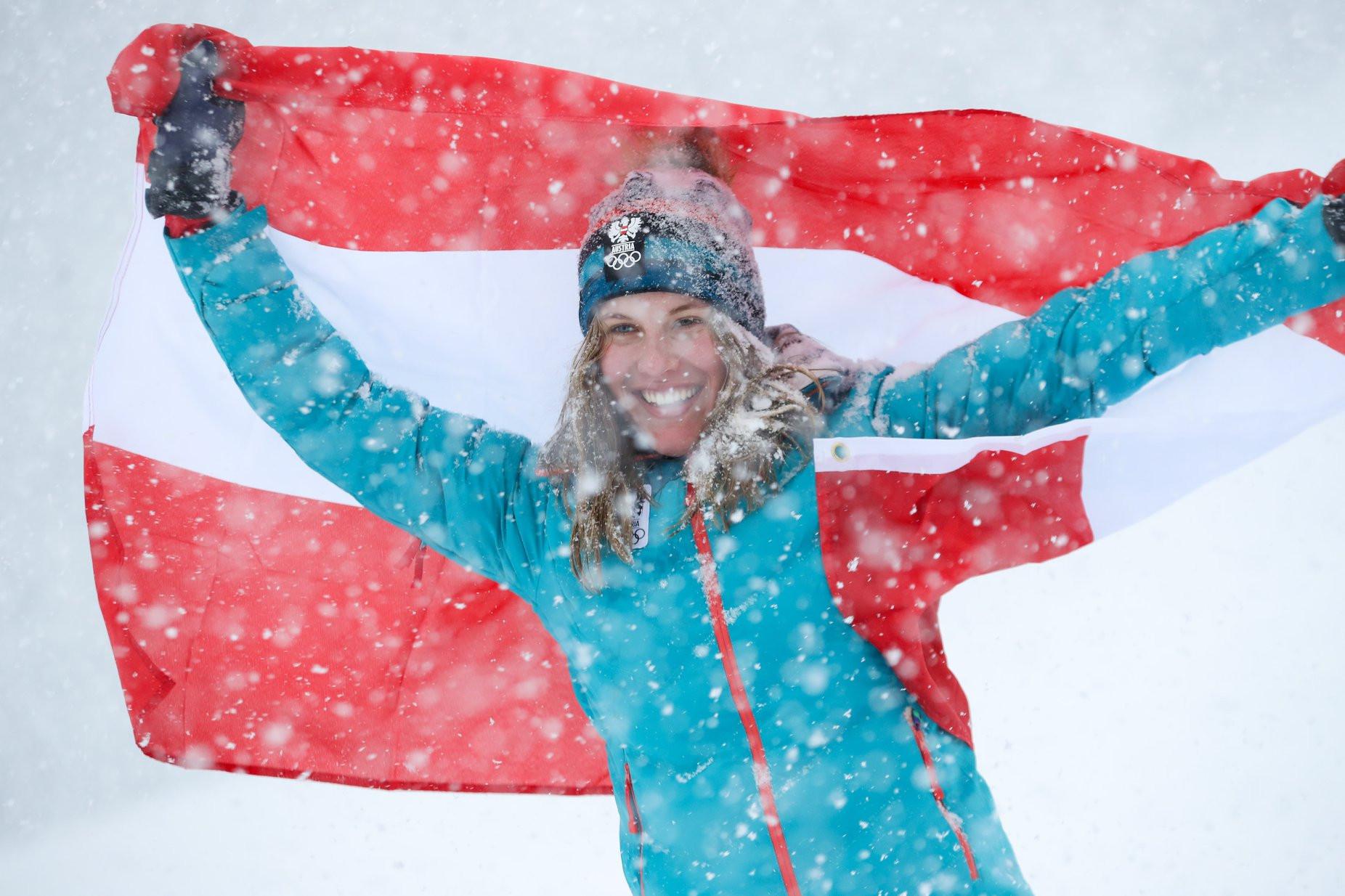 Egger continues domination of FIS Alpine Junior World Ski Championships