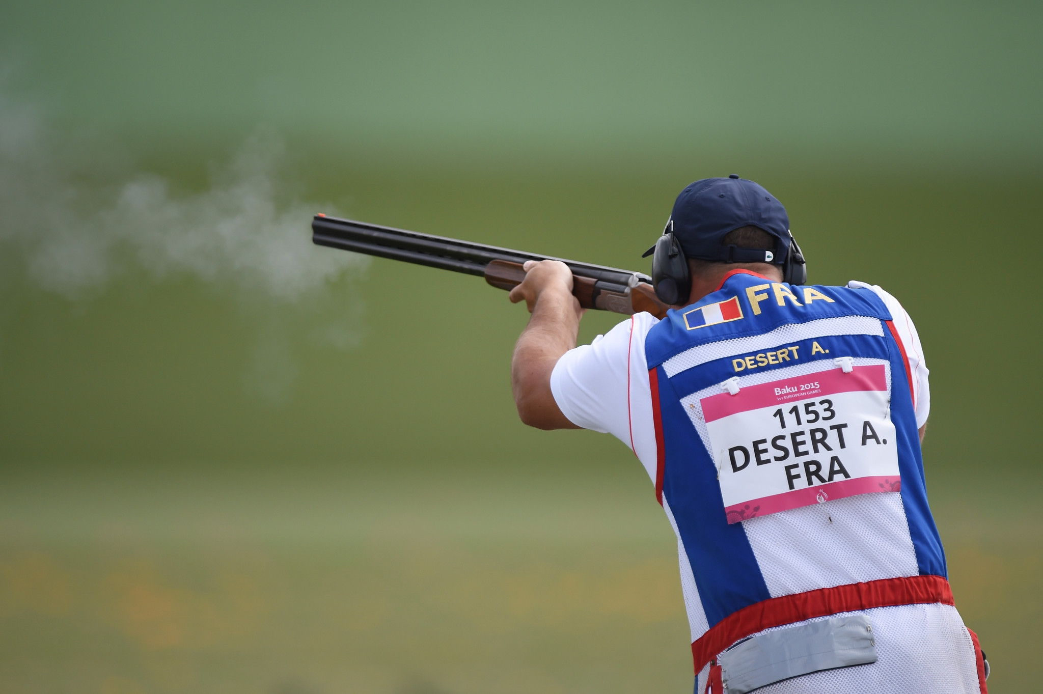Antonin Desert was part of France's gold medal-winning team ©Getty Images