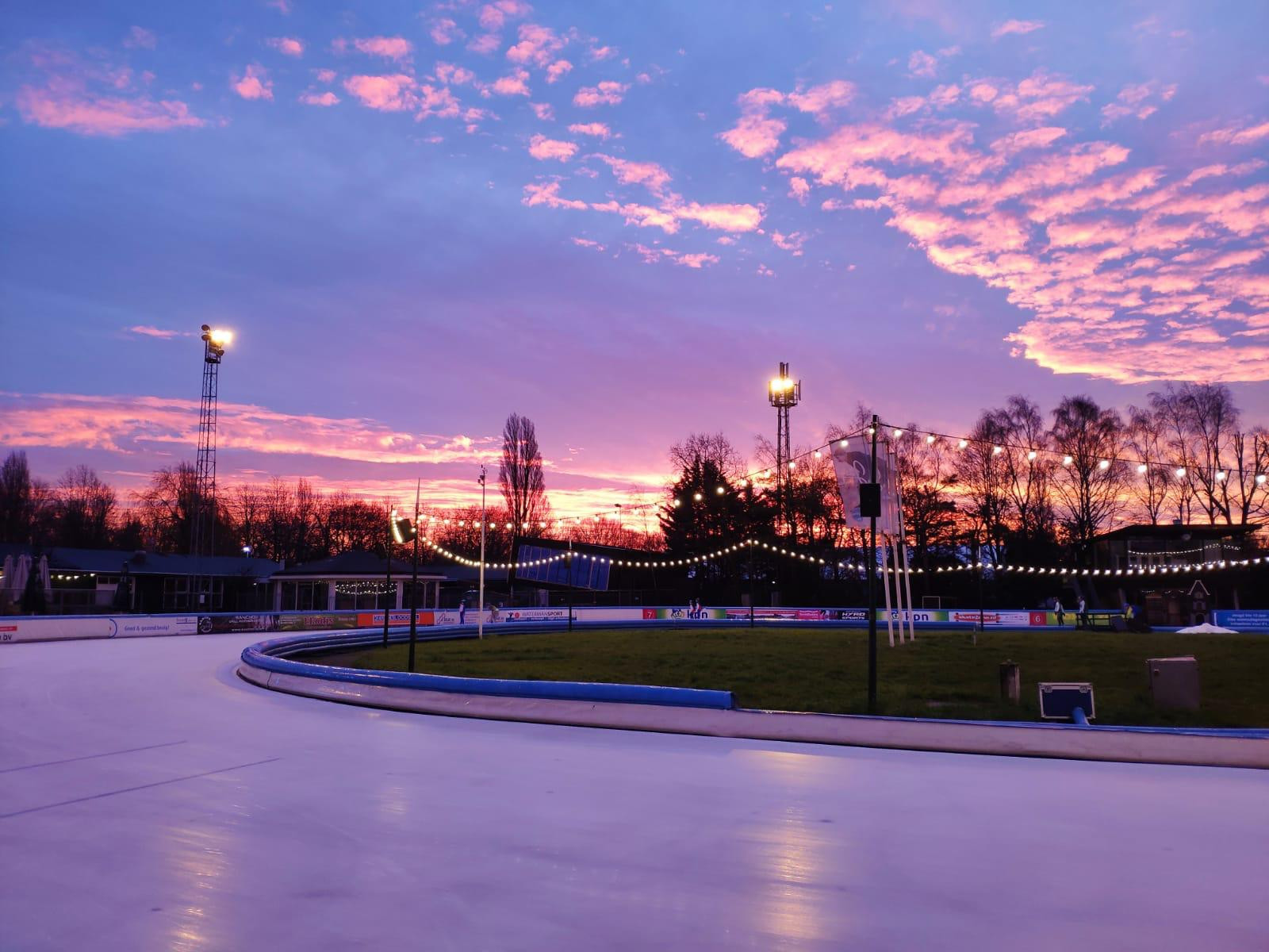 The FISU World University Speed Skating Championships are set to take place at the Jaap Eden ice rink in Amsterdam ©FISU