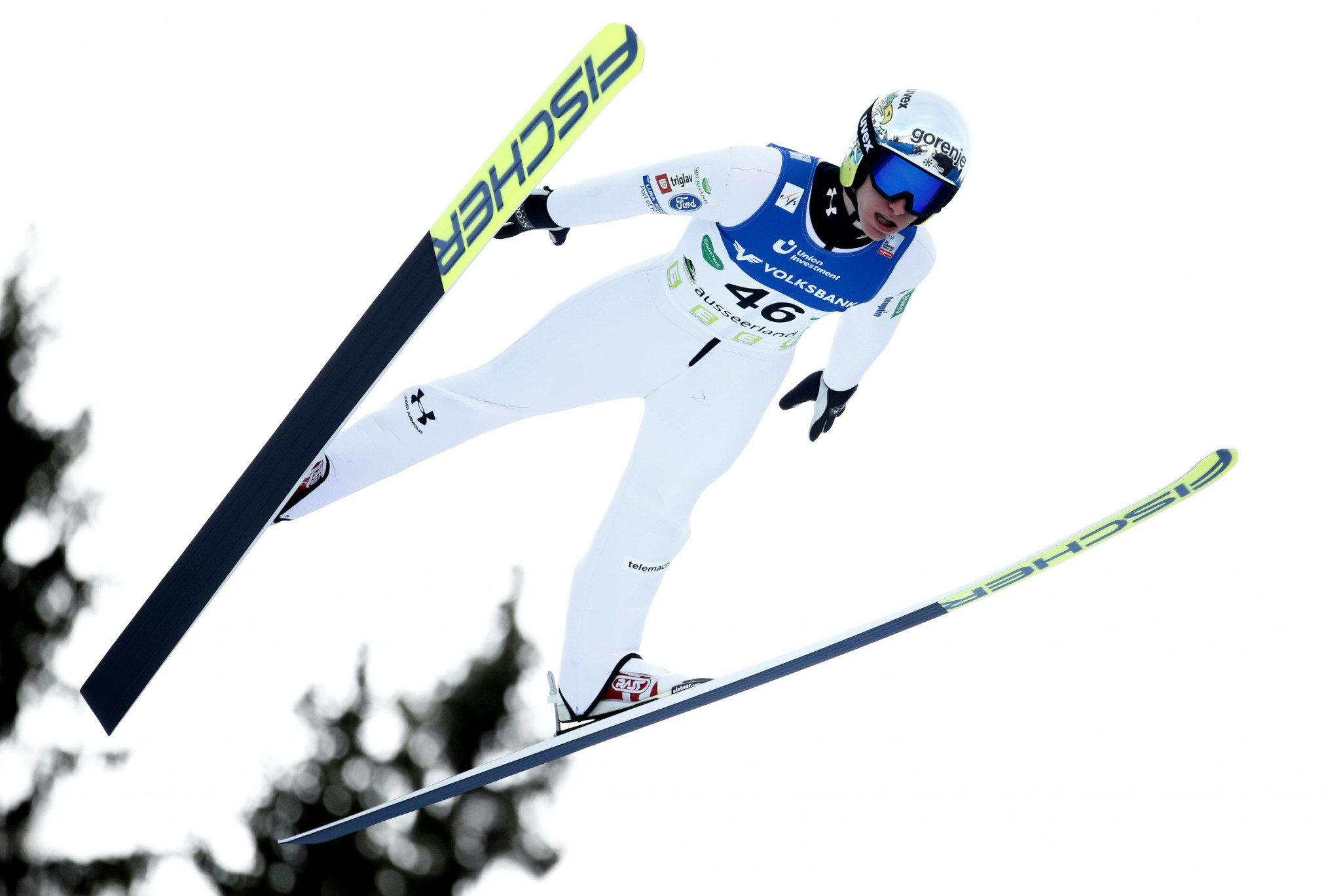 Prevc wins rescheduled FIS Ski Jumping World Cup event in Lillehammer