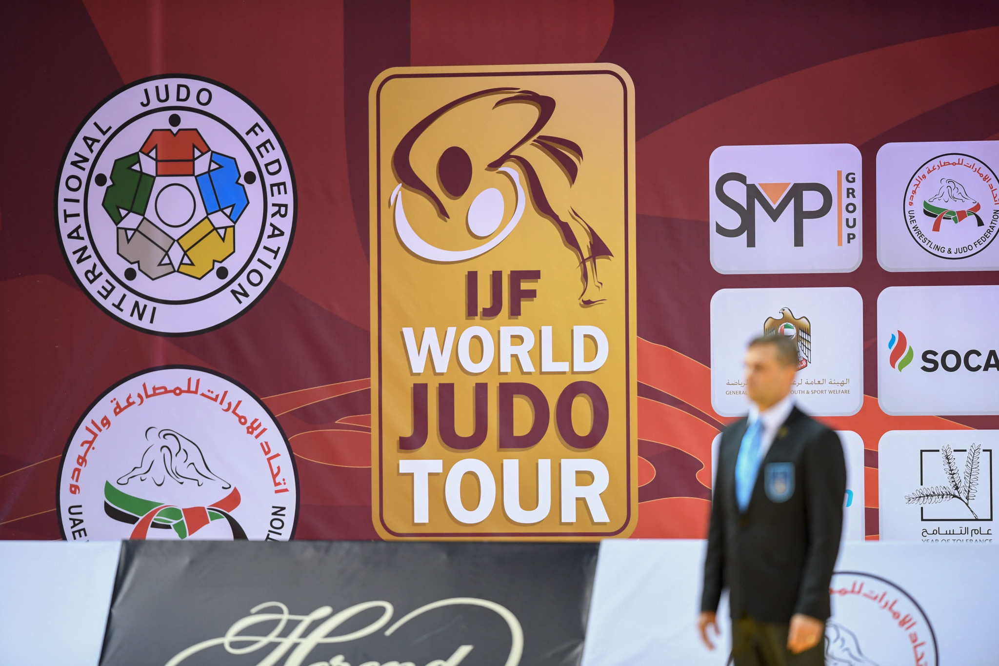 IJF cancel all World Judo Tour events before end of April