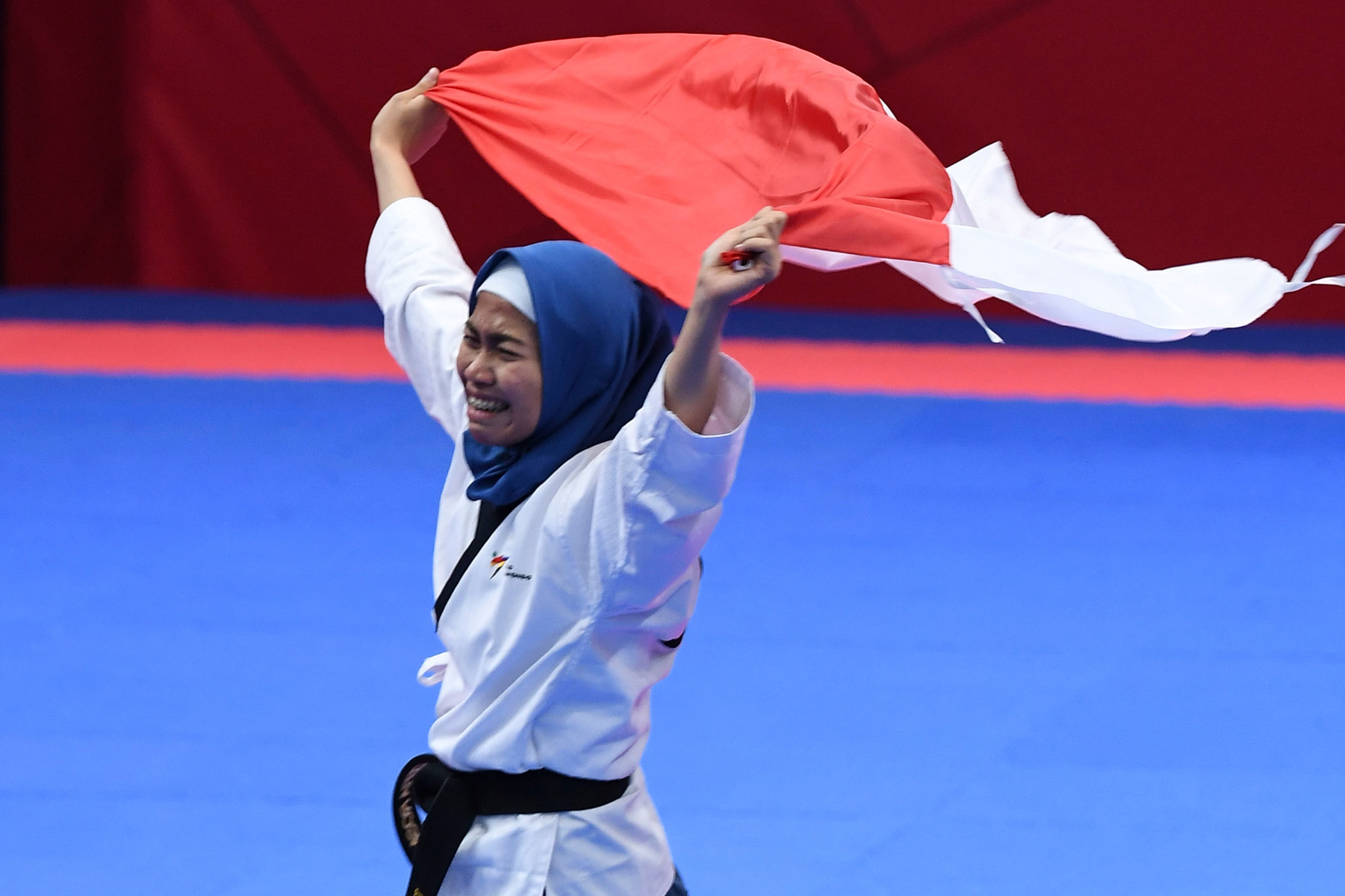 Indonesia entered the race for the 2032 Games after hosting the Asian Games in 2018 ©Getty Images