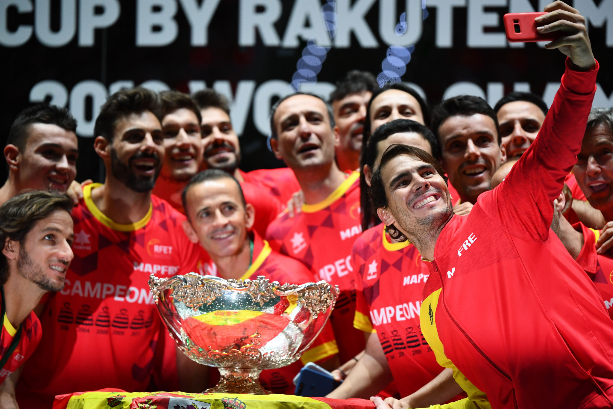 Defending champions Spain have been named as top seeds ©Getty Images