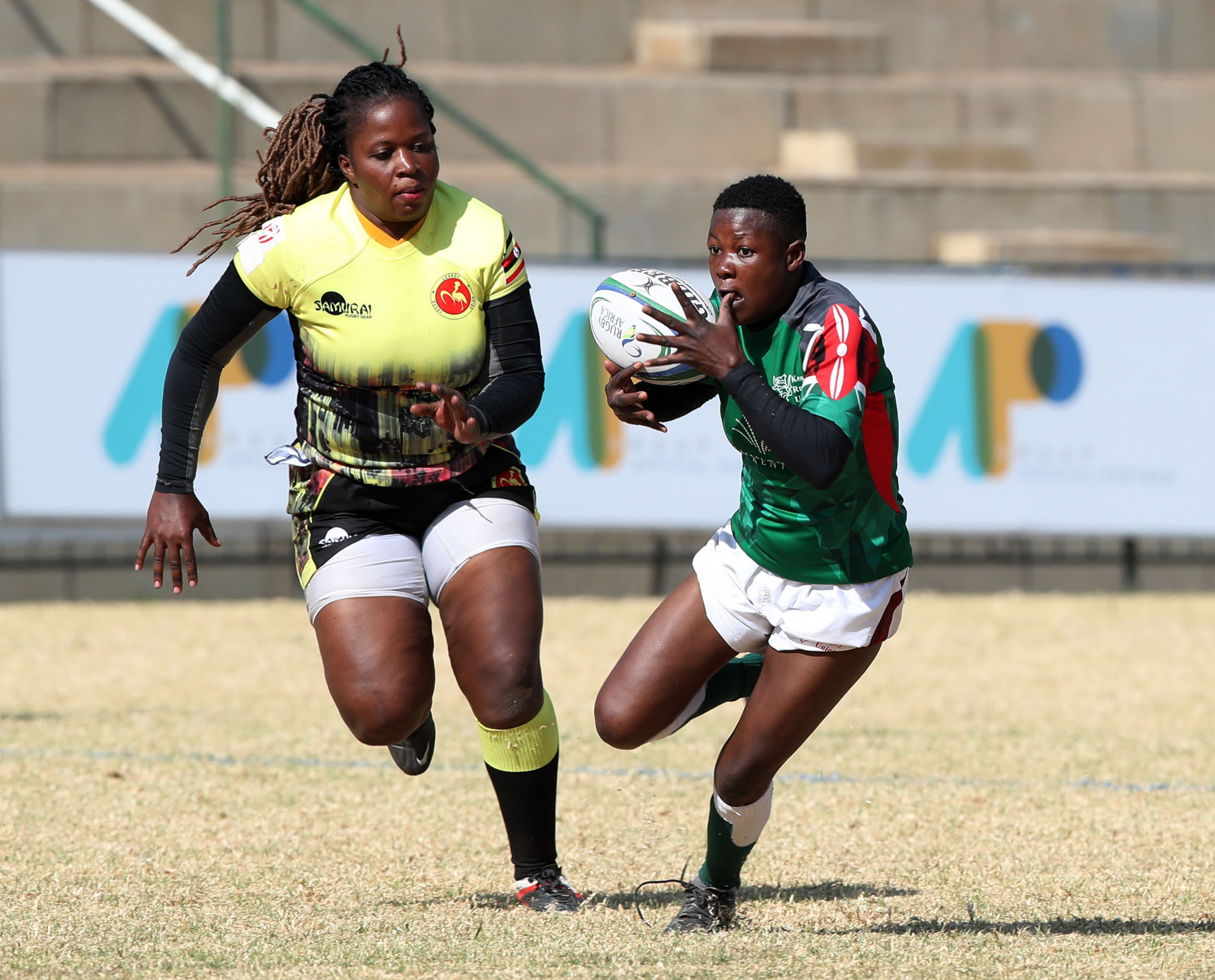 Women's and men's Rugby Africa Cup to be played at same time