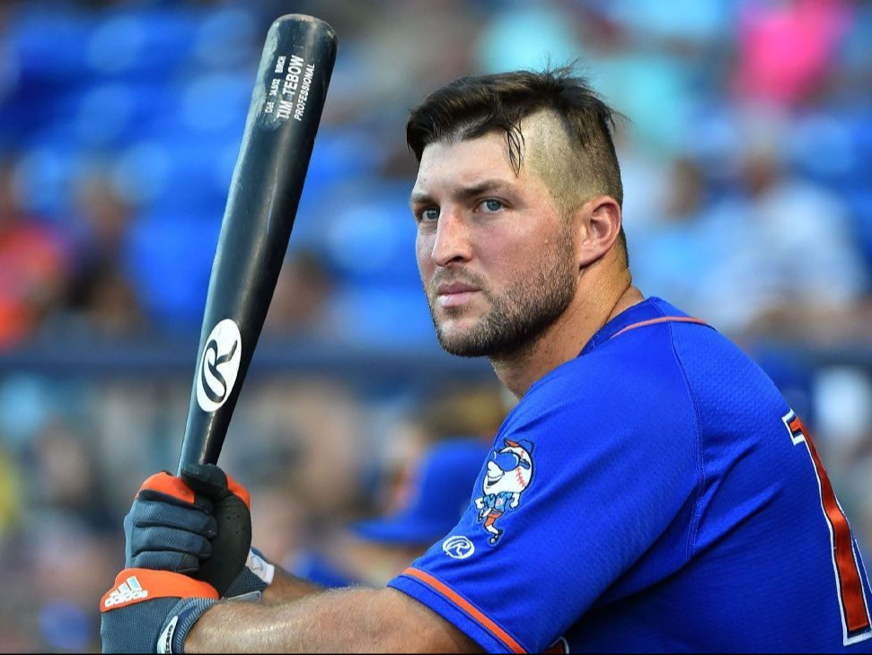 Tebow to play for Philippines in the World Baseball Classic Qualifier