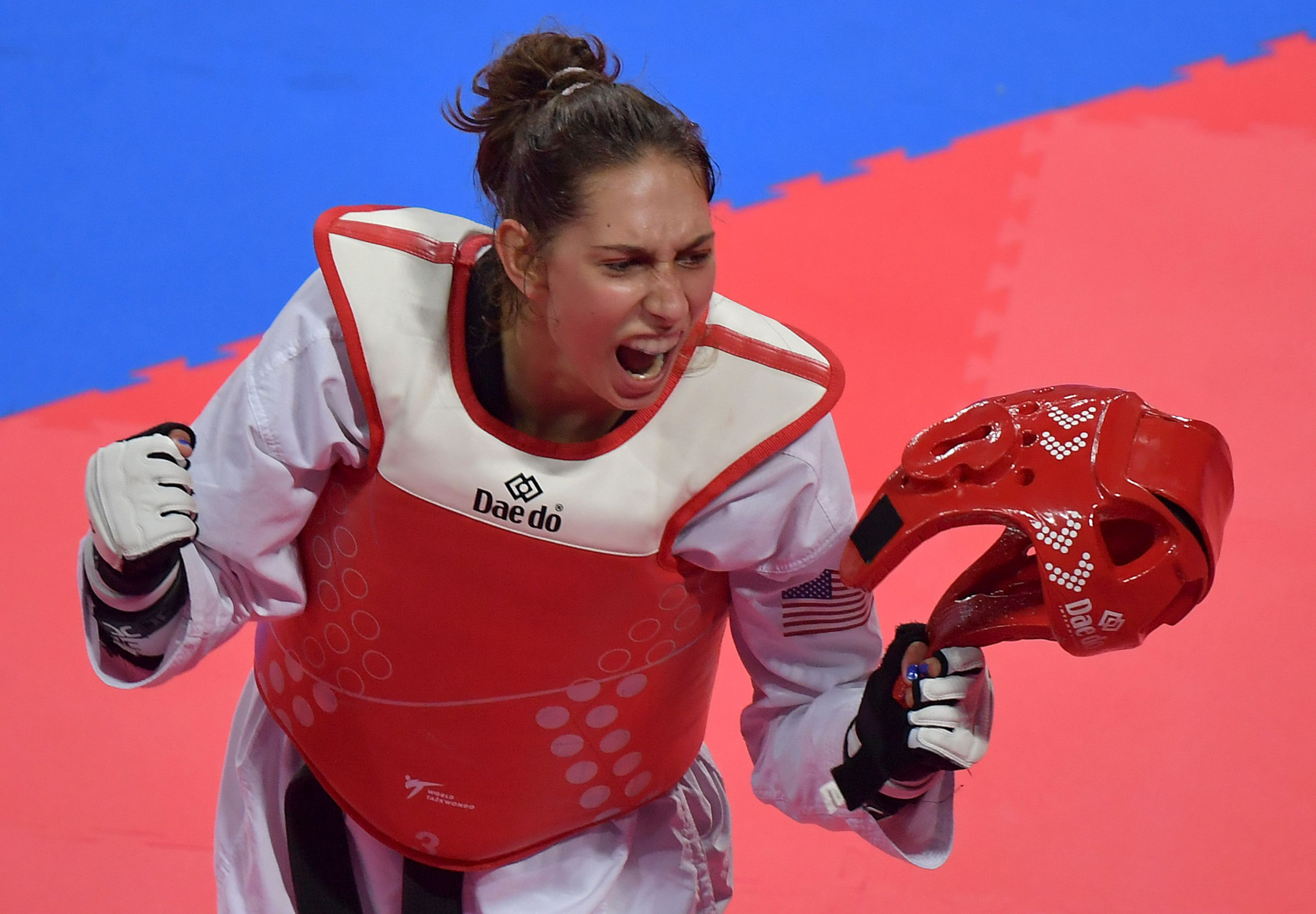 Pan American Games champion Anastasija Zolotic has been named in the US squad ©Getty Images