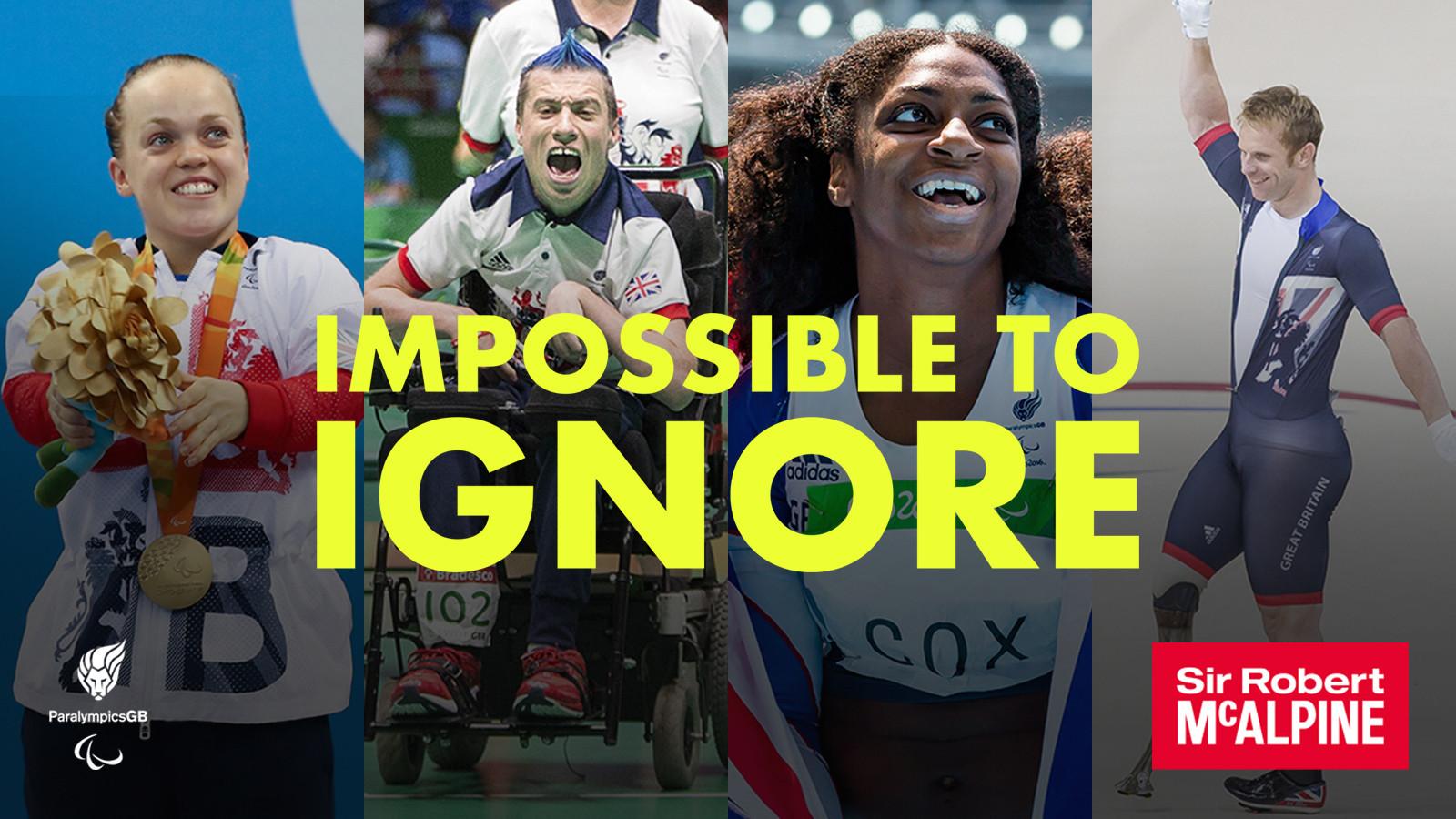 ParalympicsGB unveil Sir Robert McAlpine as official partner