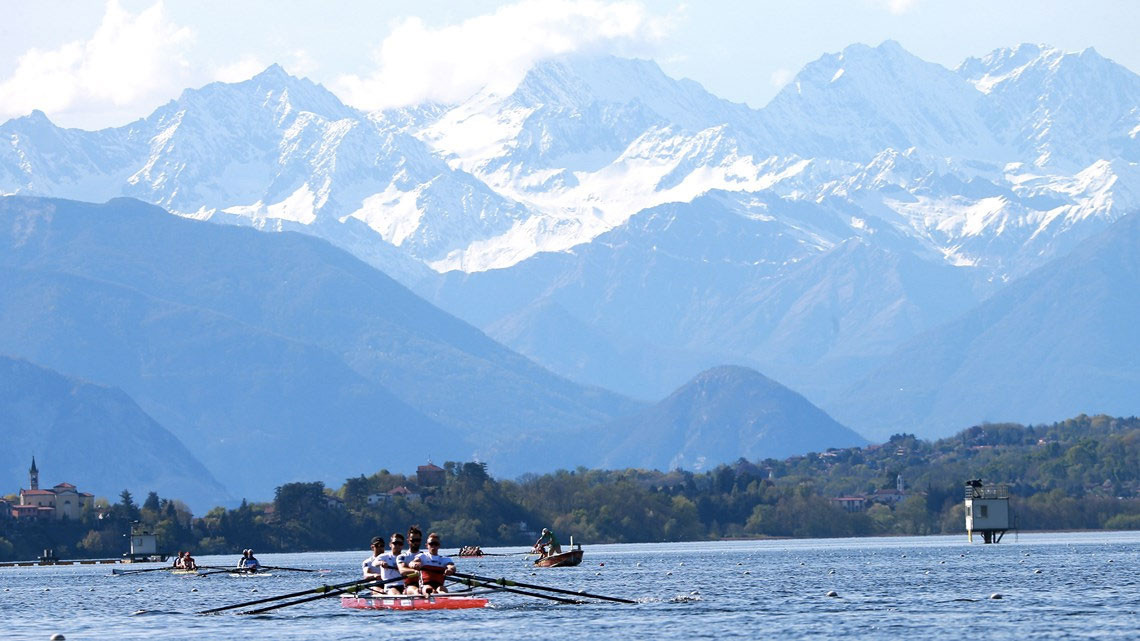 Varese is set to host the European rowing qualifier for Tokyo 2020 ©Getty Images