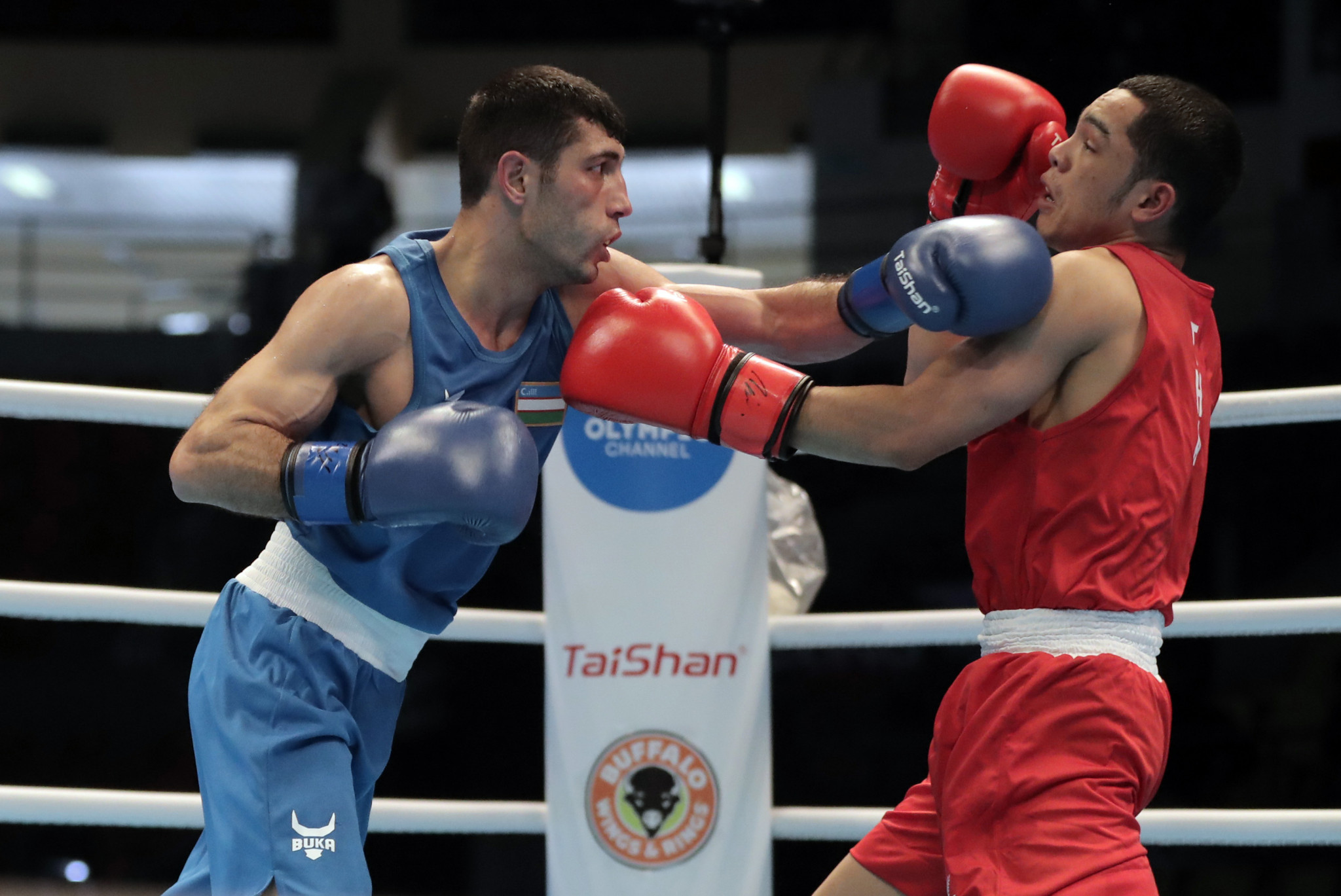 Rio 2016 champion Zoirov exits in last four at Asia-Oceania Olympic boxing qualifier