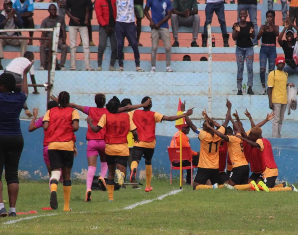Zambia Qualify For Tokyo 2020 At Caf Women S Olympic Qualifiers