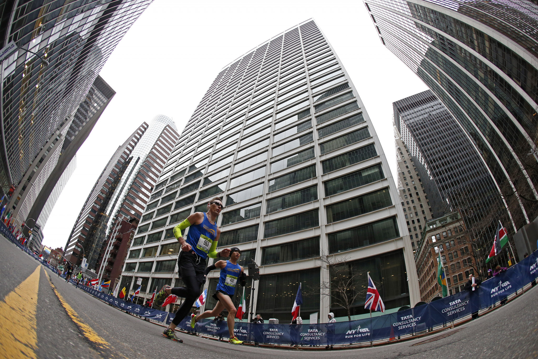 New York Half Marathon latest event cancelled due to coronavirus fears