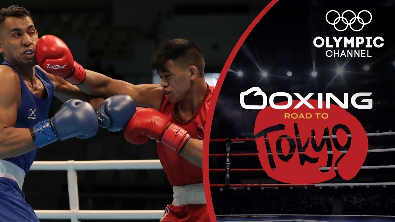 Americas Olympic boxing qualifier in Buenos Aires suspended