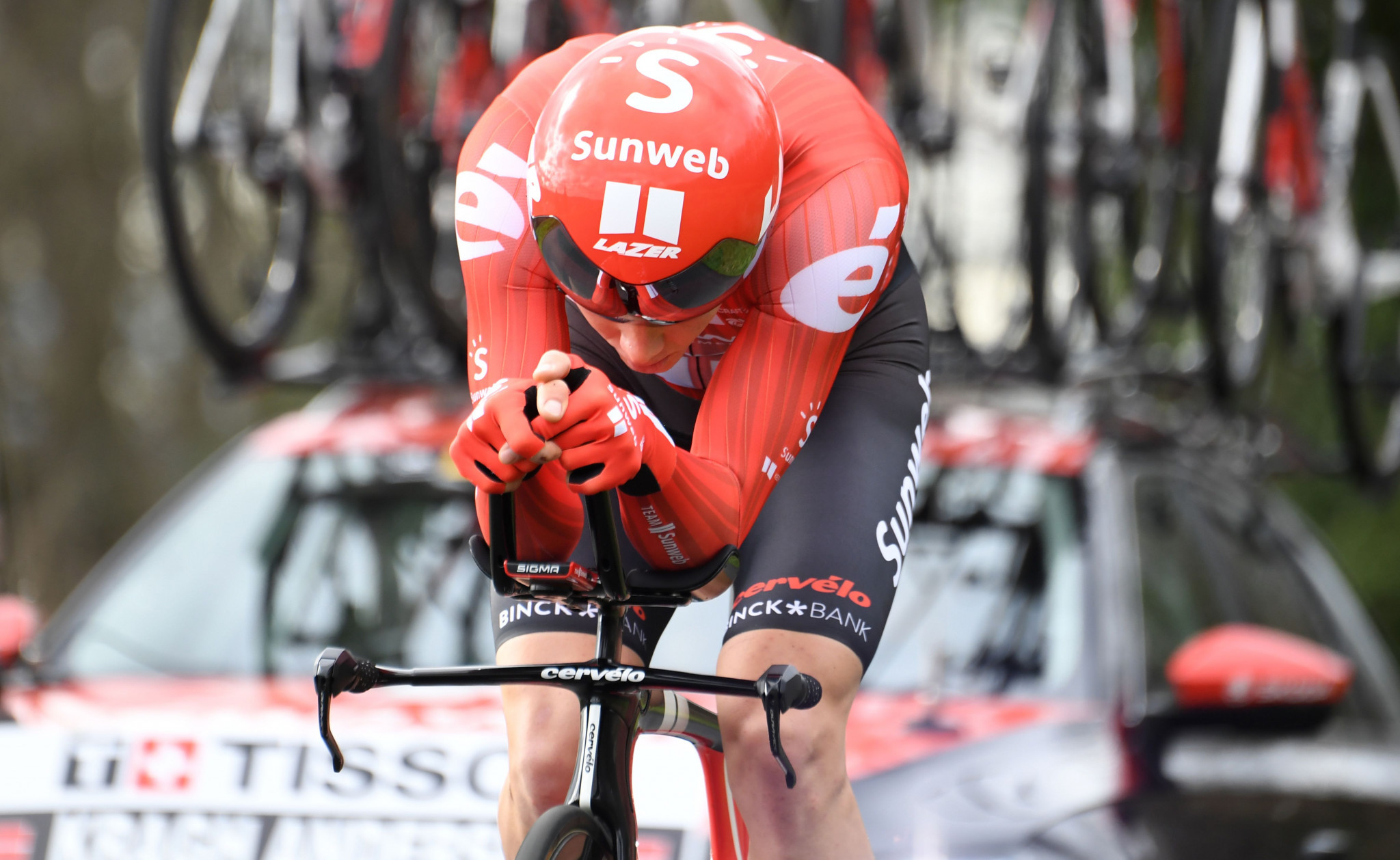 Kragh Andersen triumphs in time trial as Schachmann extends Paris-Nice race lead