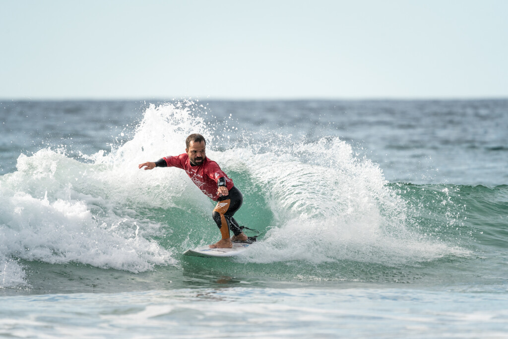 Brazilians hit form on opening day of ISA World Para Surfing Championships