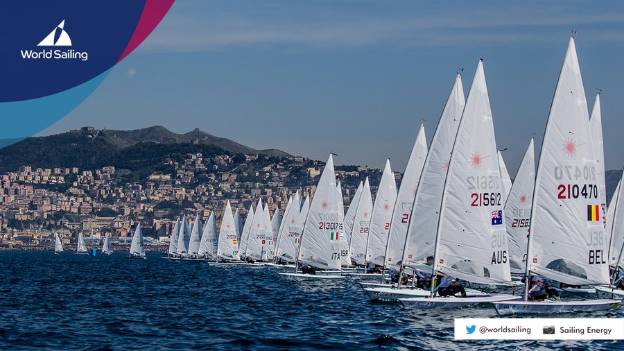 World Sailing announce cancellation of final Tokyo 2020 qualifier in Genoa