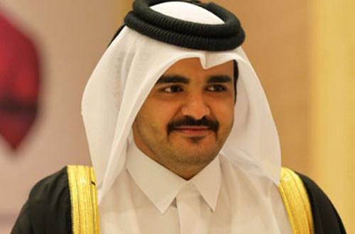 Sheikh Joaan has been elected QOC President ©QOC