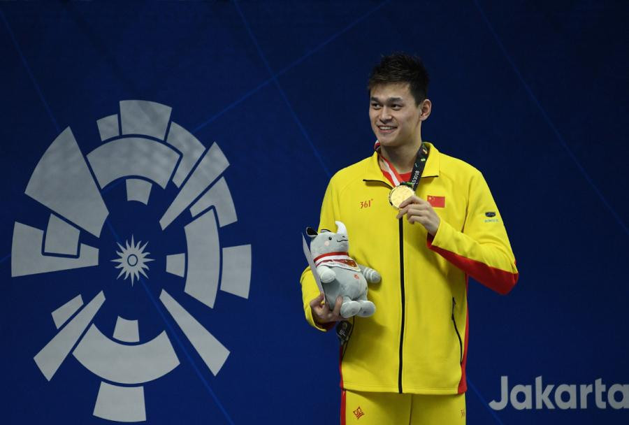 Hangzhou 2022 set to drop Sun as ambassador unless he wins doping appeal
