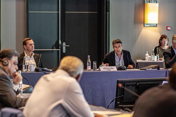 "Coe promises World Athletics ""stand ready"" to assist athletes amid coronavirus outbreak"