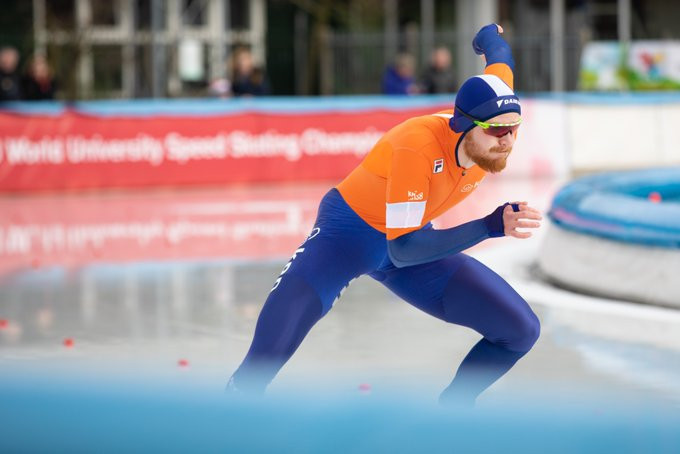 Final day of World University Speed Skating Championships cancelled due to coronavirus