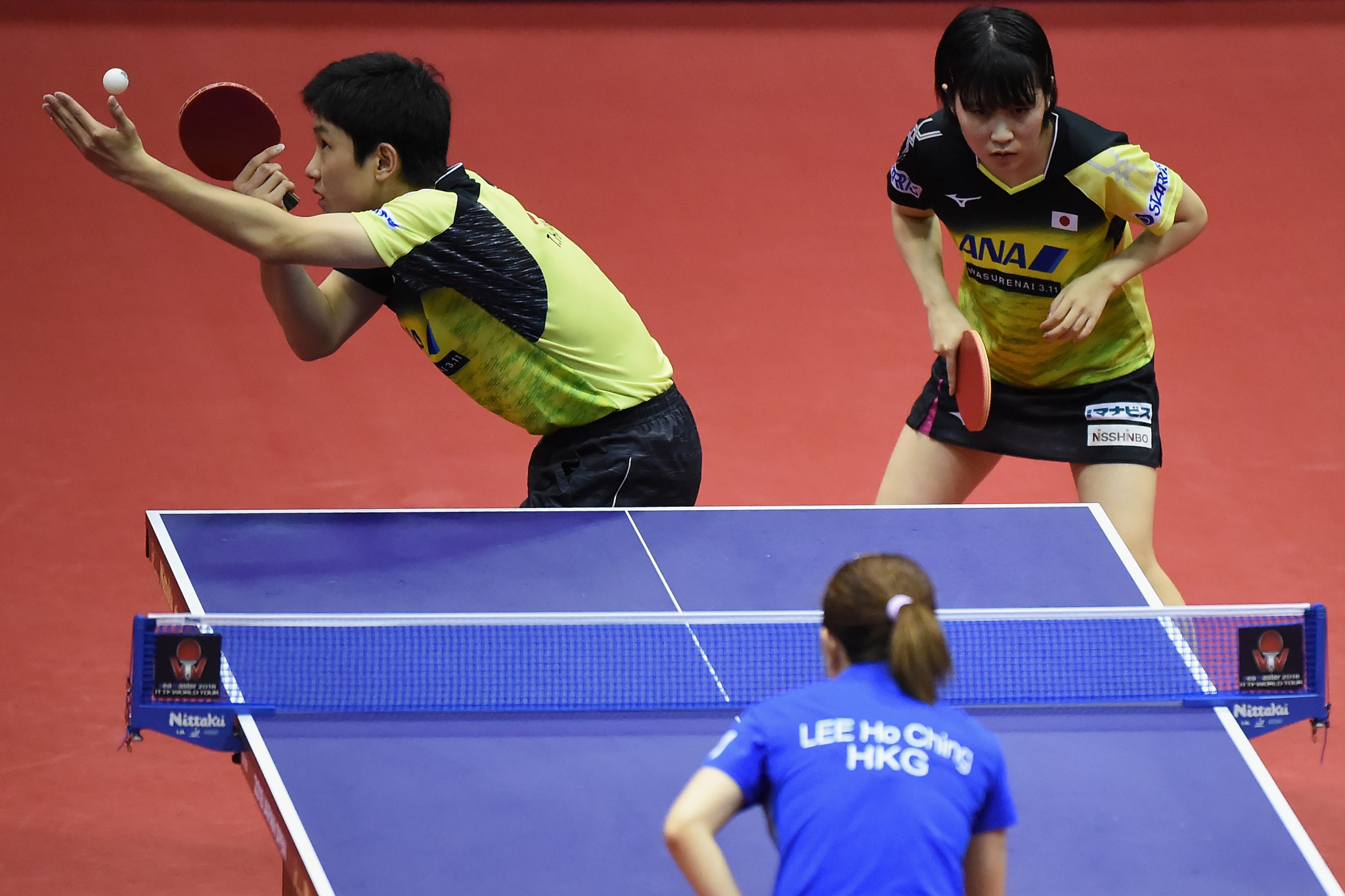 ITTF to suspend all activity until end of April over coronavirus