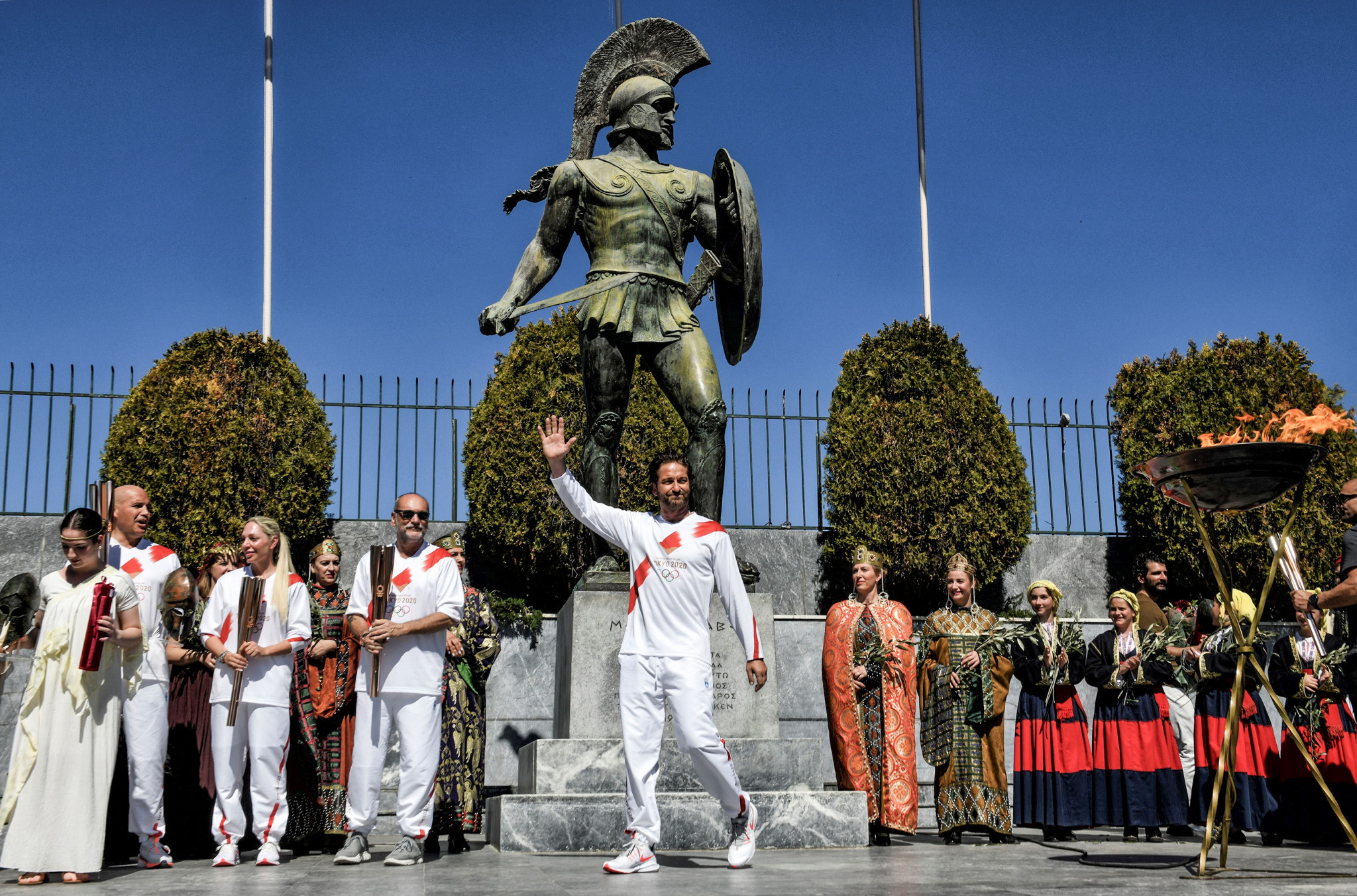 "Greek leg of Olympic Torch Relay cancelled over ""unexpectedly large crowds"""