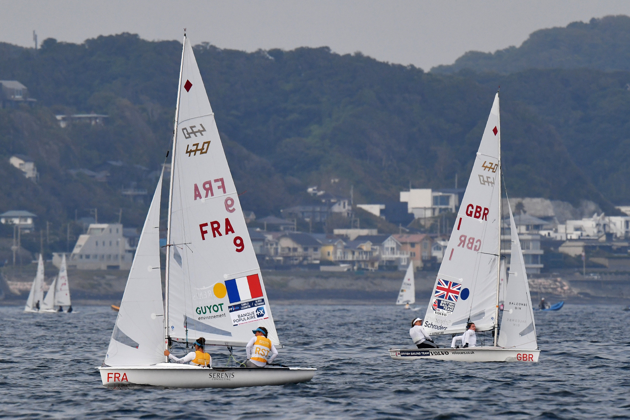 Coronavirus forces postponement of 470 World Championship on eve of event