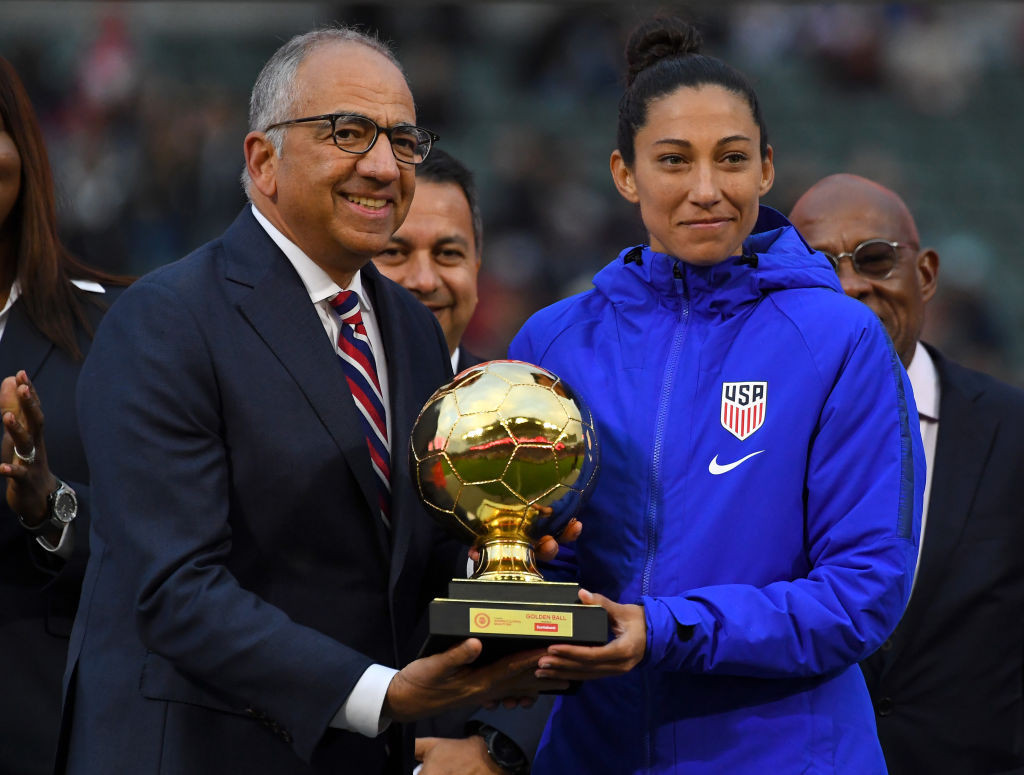 US Soccer President resigns after offensive comments towards women in legal papers