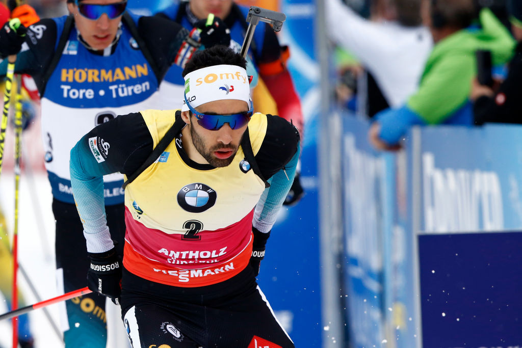 French biathlon legend Fourcade announces retirement age 31