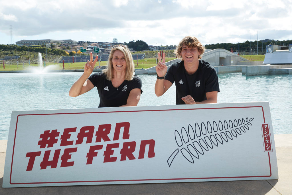 New Zealand name canoe slalom athletes for Tokyo 2020 Olympics