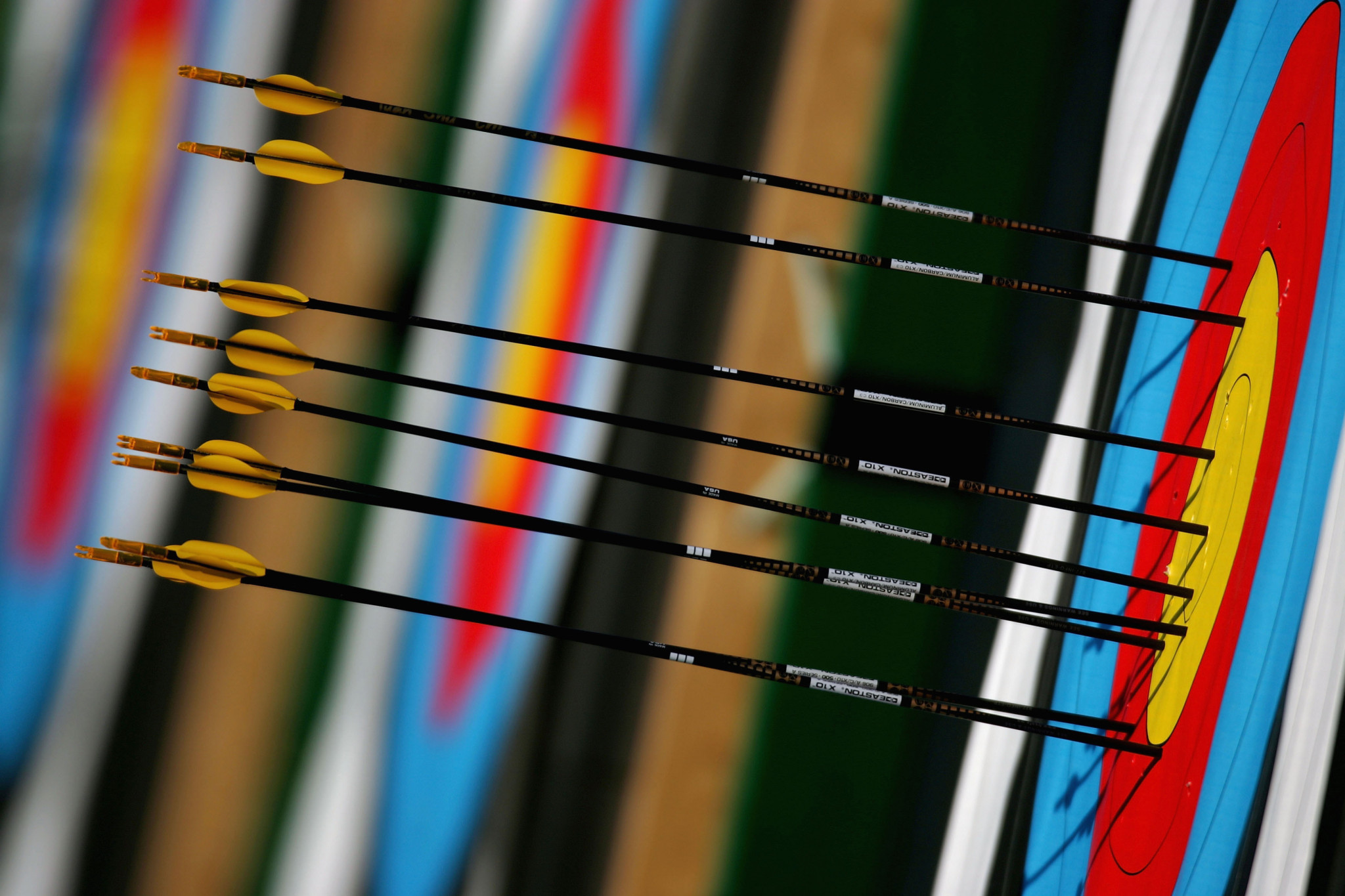 One official said 25 new archery clubs were founded in Nigerian capital Lagos in the last year ©Getty Images