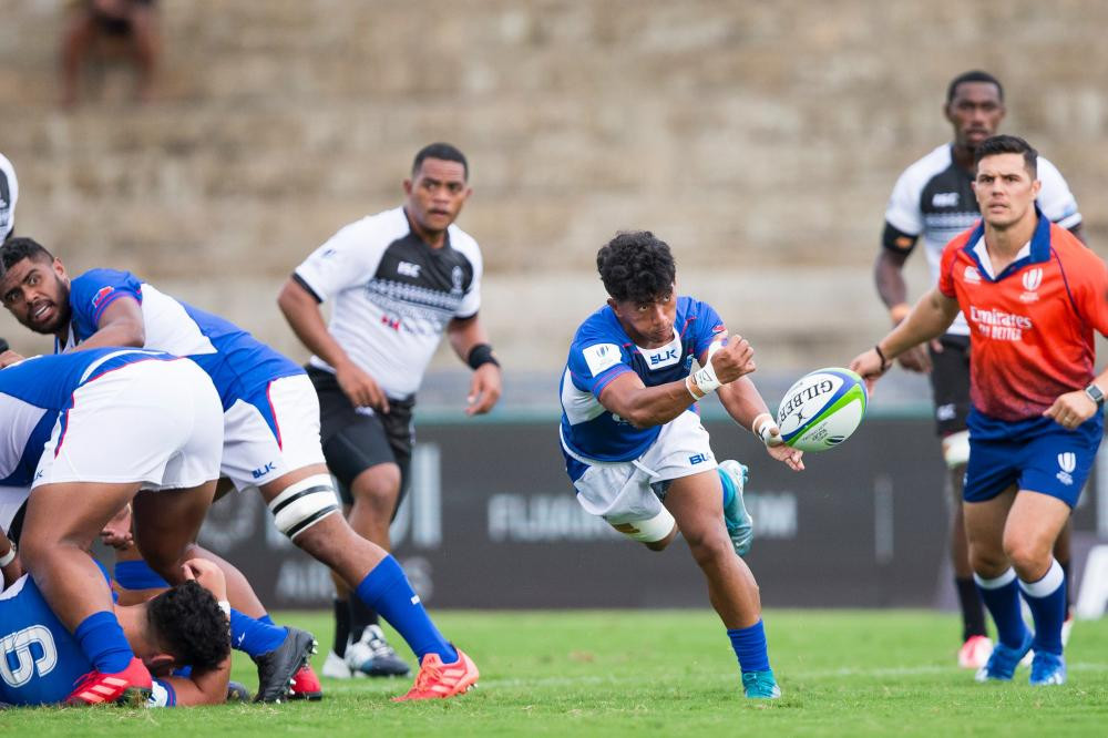World Rugby announce strategy for emerging talent from developing nations