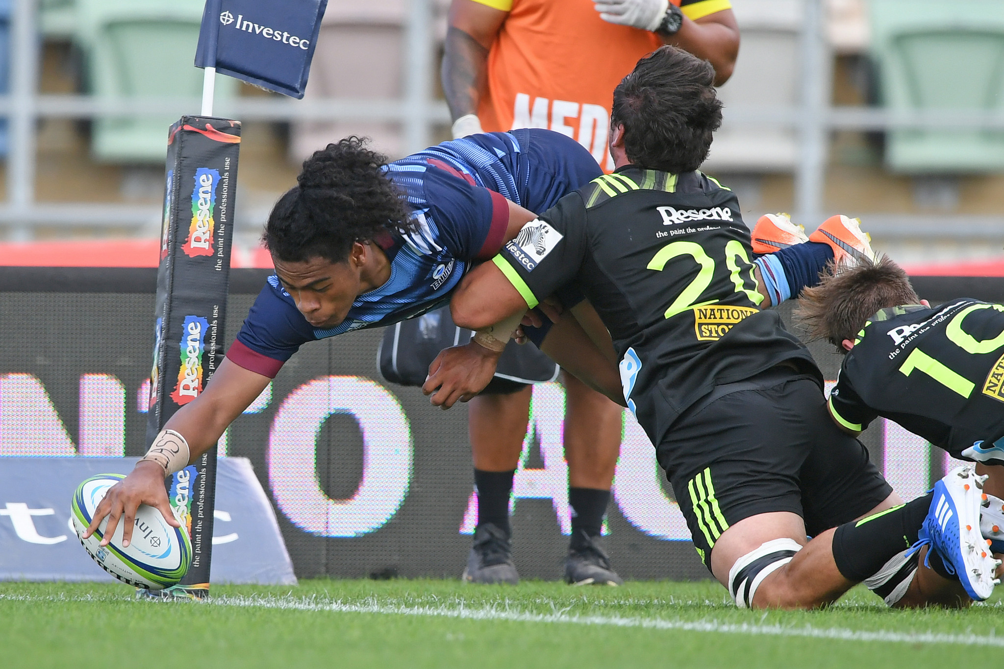 Super Rugby season suspended due to coronavirus