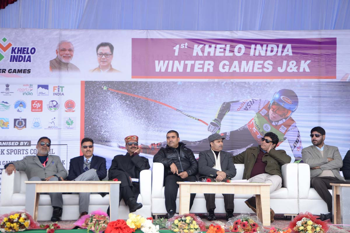 Hosts win 26 gold medals as first-ever Khelo India Winter Games conclude