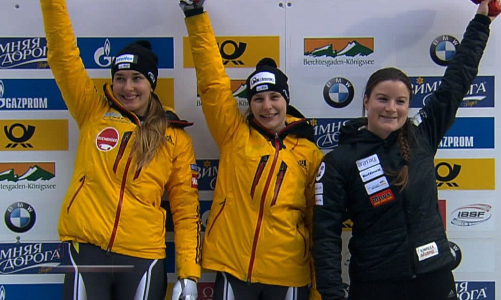 Hermann clinches second consecutive skeleton victory at IBSF World Cup