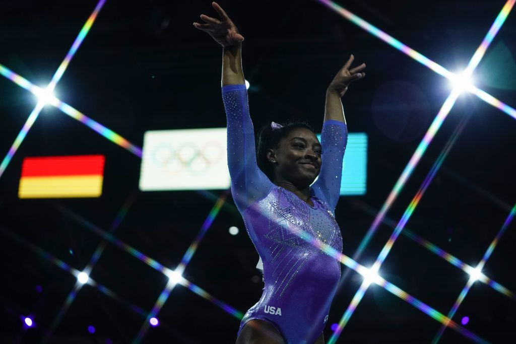 Biles reiterates call for independent investigation in reply to happy birthday tweet