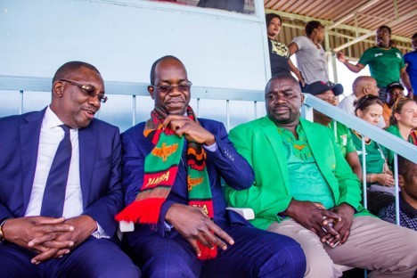 NCOZ President hails Zambia's women's football team after Tokyo 2020 qualification