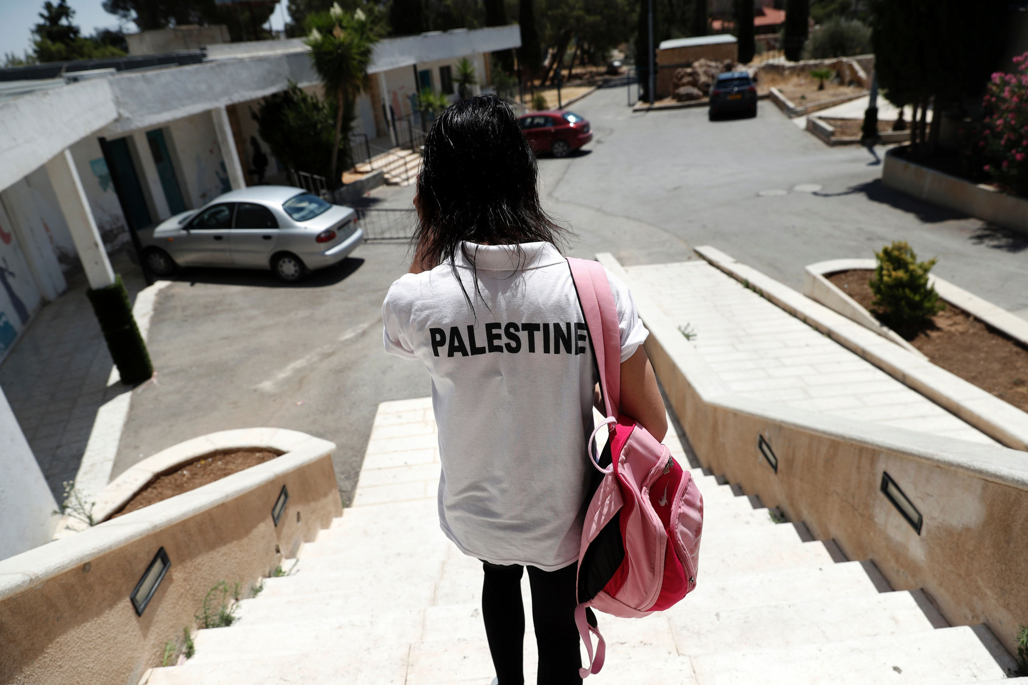 The Palestine Olympic Committee marked International Women's Day ©POC