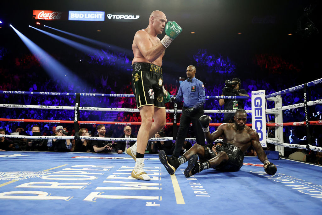 Fury facing further doping scrutiny as Warren dismisses latest claims