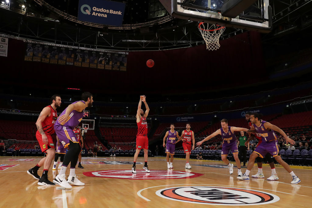 Finals of National Basketball League in Australia continue despite virus outbreak
