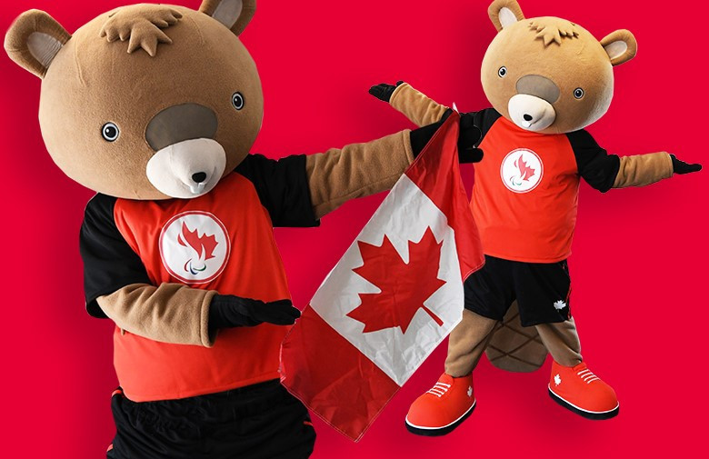 Coda the beaver revealed as Canadian Paralympic Committee mascot