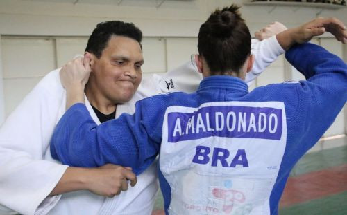 Olympian Silva joins Brazilian blind judo team as coach
