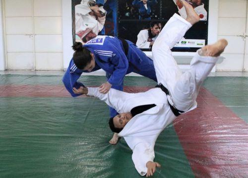 Edinanci Silva is a double World Championship bronze medallist ©CBDV